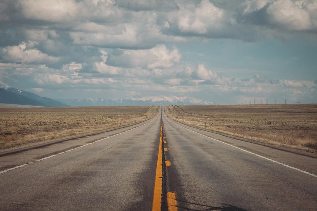平凡之路:只拍寂寞的风景